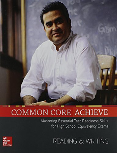 9780021432561: Common Core Achieve, Reading And Writing Subject Module