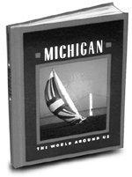 9780021441051: Michigan (World around us)