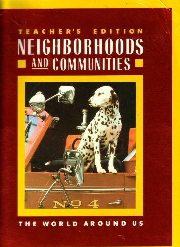 9780021441303: Neighborhoods and Communities TE Gr2 Social Studies (The World Around Us)