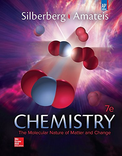 9780021442546: Silberberg, Chemistry: The Molecular Nature of Matter and Change © 2015, 7e, AP Student Edition (Reinforced Binding) (AP CHEMISTRY SILBERBERG)