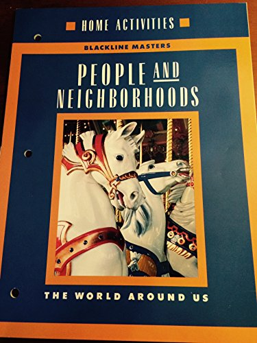 9780021449101: People and Neighborhoods: The World Around Us