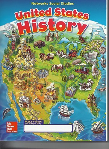 9780021458462: CUS Networks United States History National SE