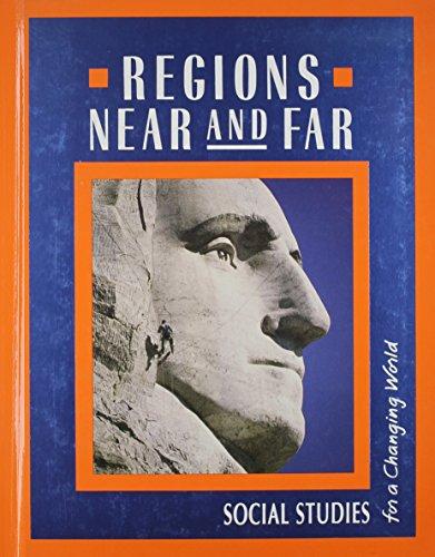 Regions Near and Far: Pupils Grade 4 (Hardback): Gloria P. Hagans
