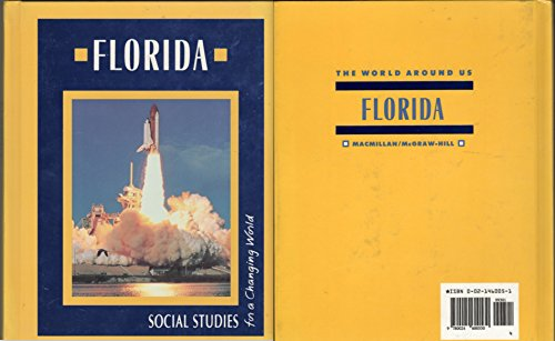 9780021460052: The World Around Us: Level 4, Florida Edition