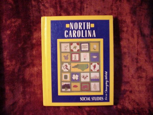 9780021460069: North Carolina (The World Around Us)