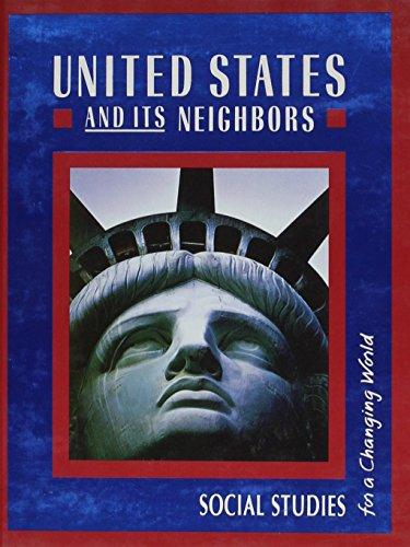 9780021460076: World Around Us United States and Its Neighbors/Grade 5