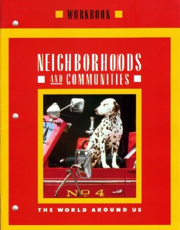 9780021460281: Neighborhoods And Communities Workbook