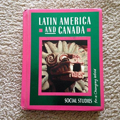 9780021464234: Latin America and Canada (The World Around Us)
