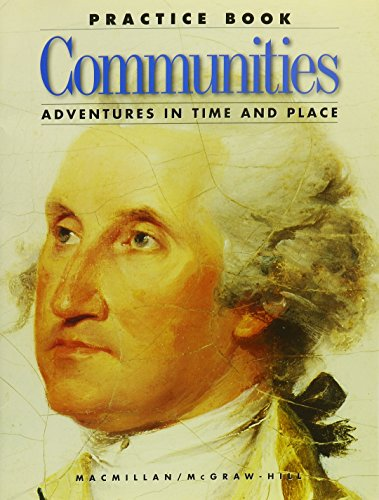 9780021466139: Communities: Adventures in Time and Place