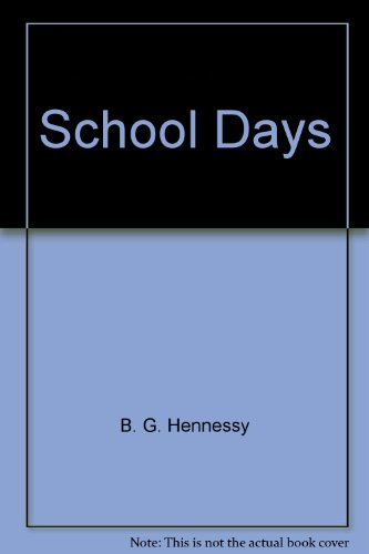 9780021466177: School Days