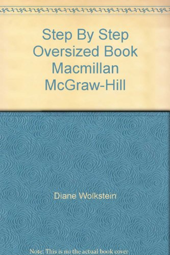 9780021466191: Step By Step Oversized Book Macmillan McGraw-Hill