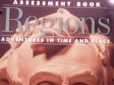 9780021466276: Regions: Adventures in Time and Place; Assessment Book