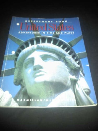 9780021466283: United States: Assessment Book : Level 5 (Adventures in Time and Place)