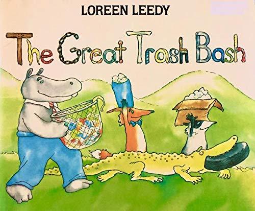 9780021466467: The Great Trash Bash (Teacher's Big Book)
