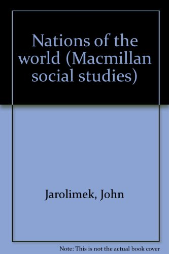 9780021467501: Nations of the world (Macmillan social studies)