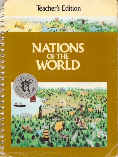 9780021468300: Nations of the world (Macmillan social studies)