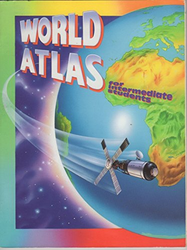 World Atlas for Intermediate Students (Adventures in: Macmillan Mcgraw Hill