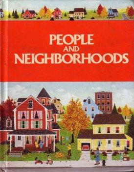 9780021473205: People and neighborhoods (Macmillan social studies)
