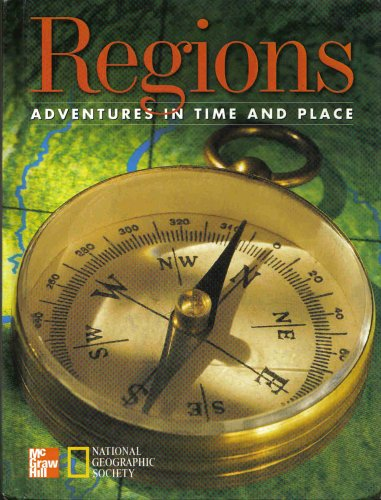 9780021475896: Regions : Adventures in Time and Place