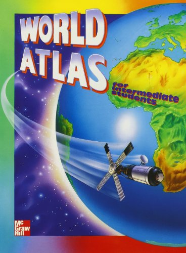 9780021476053: World Atlas: for Intermediate Students