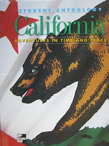 9780021476473: Adventures in Time and Place: Student Anthology California Edition