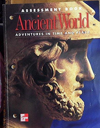 9780021476824: Ancient World: Assessment Book