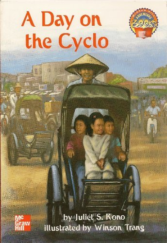 9780021477043: A day on the cyclo (McGraw-Hill adventure books)