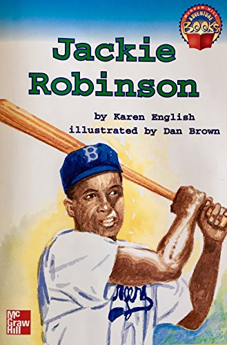 9780021477067: Jackie Robinson (McGraw-Hill adventure books)