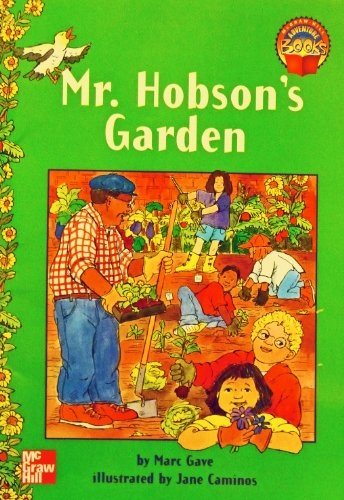 9780021477074: Mr. Hobson's Garden (McGraw-Hill Adventure Books)