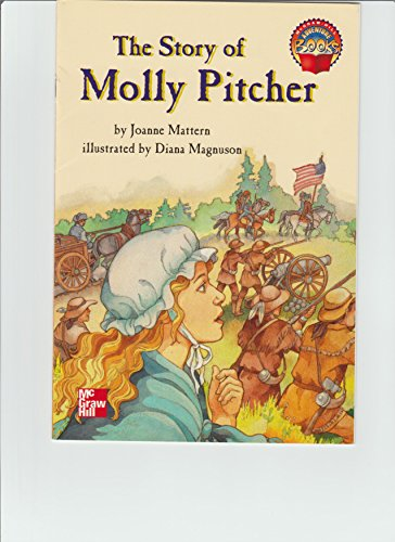 9780021477098: The Story of Molly Pitcher (Adventure Books)