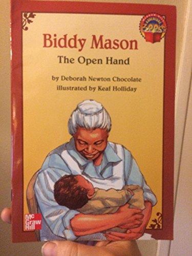 9780021477241: Biddy Mason: The Open Hand (McGraw-Hill Adventure Books)