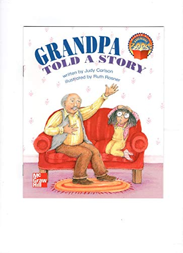9780021477647: Grandpa Told a Story (Read Aloud Activities for School and Home)
