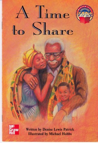 9780021477654: A Time to Share (McGraw-Hill Adventure Books)