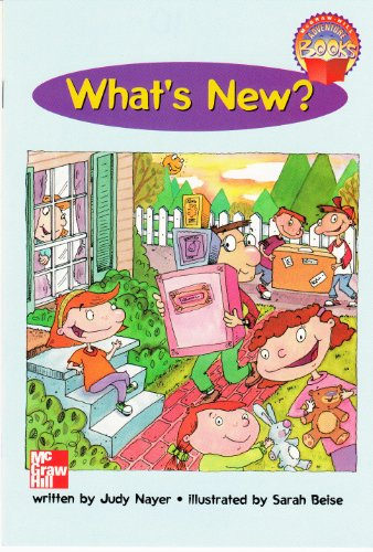9780021477661: What's New (Adventure Books)