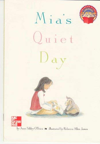 9780021477692: Mia's Quiet Day (Adventure Books)