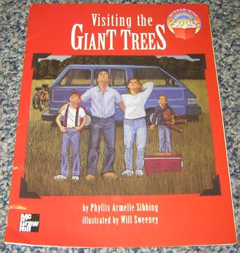 9780021477753: Visiting the Giant Trees