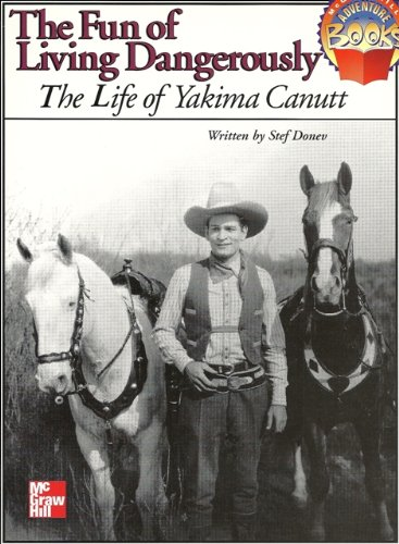 9780021477760: the fun of living dangerously, the life of yakima canutt