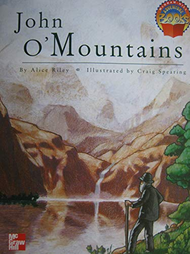 9780021477777: John o'Mountains (John Muir Adventure Books)