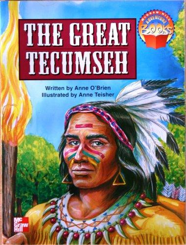 9780021477838: The Great Tecumseh (McGraw-Hill Adventure Books)