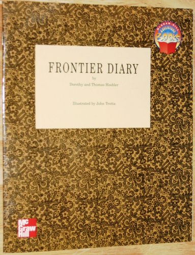 9780021477975: Frontier Diary (McGraw-Hill Adventure Books)