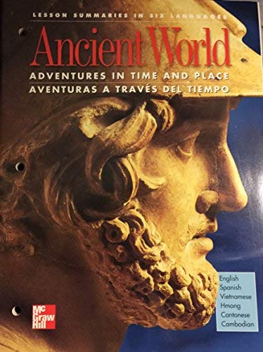 9780021480272: Ancient World, Lesson Summaries in Six Languages