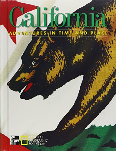 9780021481217: Grade 4 California Edition With Intermediate Atlas Package