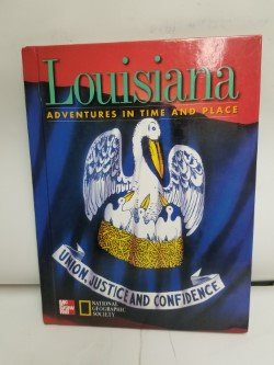Louisiana : Adventures in Time and Place by James A. Banks (1998, Hardcover): James A. Banks