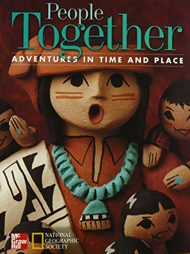 9780021488223: People Together: Adventures in Time and Place