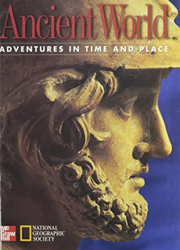 9780021488261: Ancient World: Adventures in Time and Place Level 6