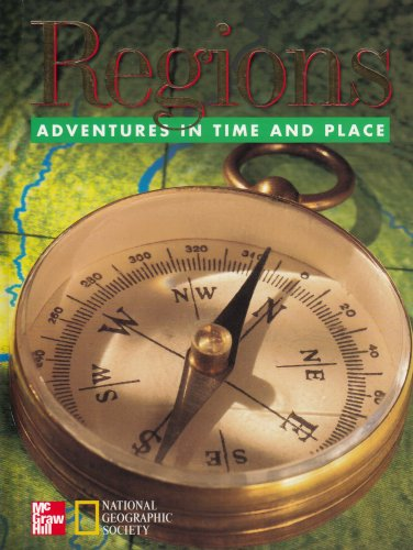 Regions: Adventures in Time and Place, Grade 4: Banks, James A.; Beyer, Barry K.; Contreras, Gloria...