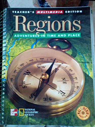 9780021491452: Regions: Adventures in Time and Place Teacher's Multimedia Edition
