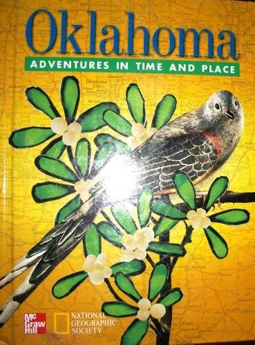 Adventures In Time And Place 4th Grade Oklahoma Edition: Mcgraw Hill