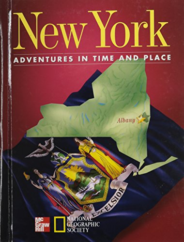 9780021491940: New York: Adventures in Time and Place