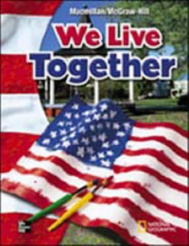 9780021492633: We Live Together (Mcgraw-Hill Social Studies)